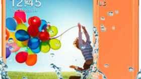 El Samsung Galaxy S4 Activ sigue dando señales de vida: Resistencia al agua y polvo y pantalla FullHD