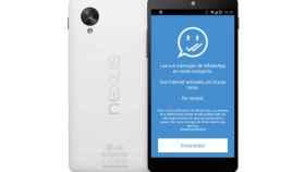 Evita el doble check azul en WhatsApp con esta app y sin desconectar Internet