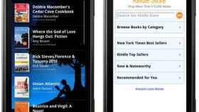 Kindle para Android, para leer libros en nuestros androides