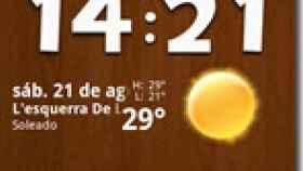 9 Relojes para adornar tu Android