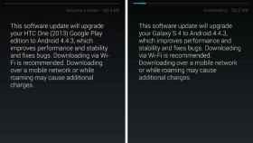 Google actualiza a Android 4.4.3 los dispositivos Google Play Edition