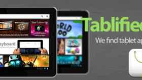 Descubre todas (y las mejores) aplicaciones optimizadas para tu tablet android con Tablified