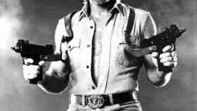 El actor Chuck Norris.