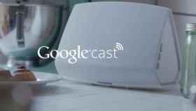 Google Cast envía música a tus altavoces, sin cables y en un toque