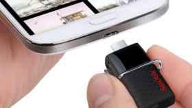 Sandisk presenta sus nuevas memorias USB 3.0 para tablet, smartphone y PC