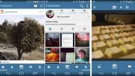 Instagram versión HOLO Android puro, y como debería ser la oficial. Descárgala ya
