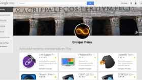Google Play Web estrena nueva sección con nuestro perfil de actividad y +1
