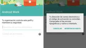 Android Work, la nueva aplicación de Google oculta en la preview de Lollipop