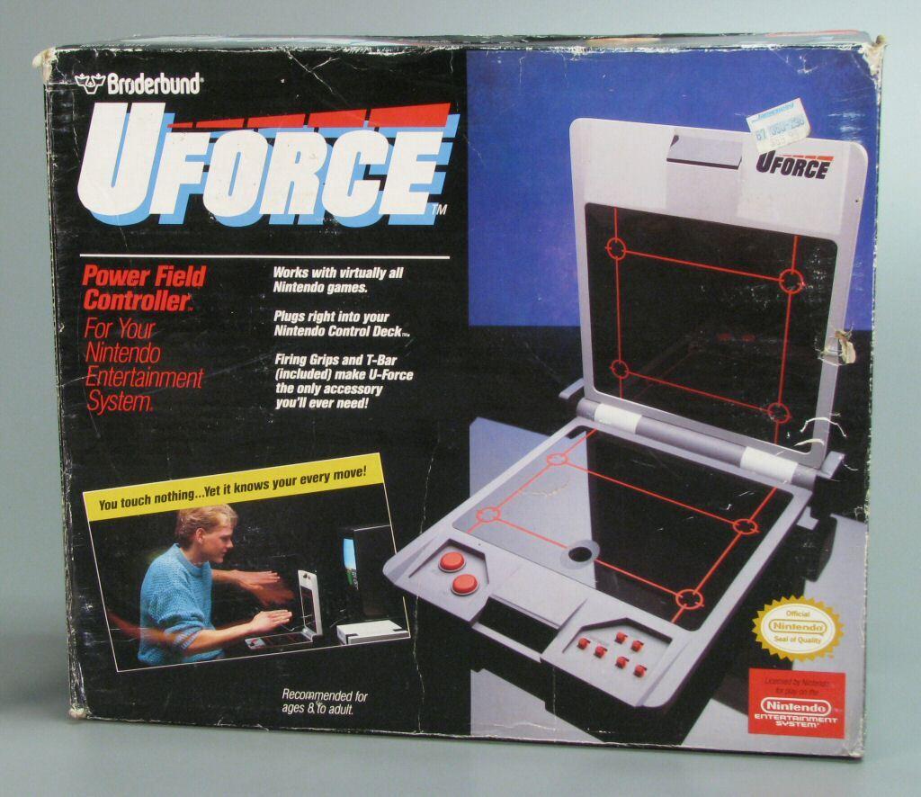 u-force mando