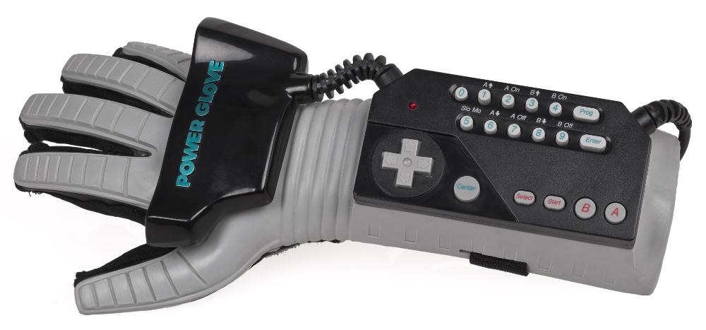 power glove mando