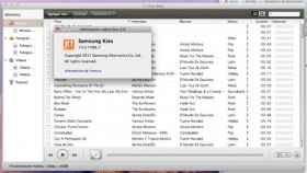 Samsung Kies ya está disponible para Mac OS X