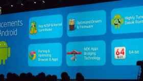 Android 4.4 KitKat podría dar soporte a procesadores de 64 bits pero, ¿realmente lo necesitamos?