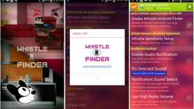 Silba y encuentra tu Android con Whistle Phone Finder