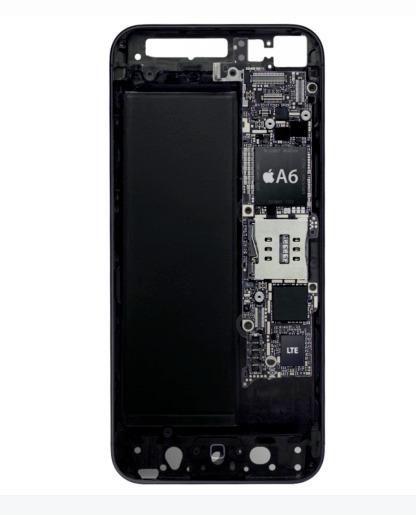 a6 iphone 5