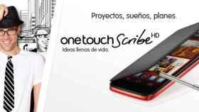 Alcatel One Touch Scribe HD, pantalla de cinco pulgadas 720p y lápiz por 269€