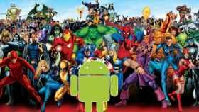 Las mejores aplicaciones android para leer cómics