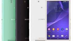 Sony Xperia C3, anunciada la phablet perfecta para selfies