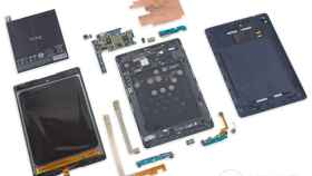 Así es la Nexus 9 por dentro… y no es nada fácil de reparar
