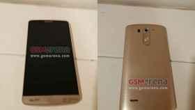 LG G3, aspecto y especificaciones confirmadas
