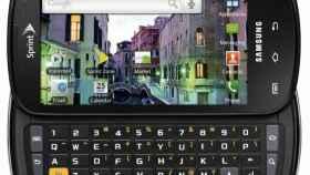 Samsung Epic 4G, teclado QWERTY y potencia con Android
