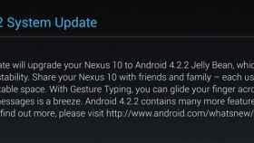 Android 4.2.2 ya disponible para Los Nexus 10, 7 y Galaxy Nexus