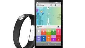 Sony SmartBand. La pulsera que mide tu día a día
