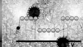Dark Light Valley, el juego de plataformas minimalista en blanco y negro