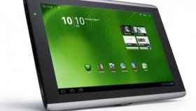 Actualización de la Acer Iconia Tab A500 a Android Honeycomb 3.1