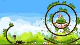 Nueva actualización de Angry Birds Seasons, tiempo de Pascua