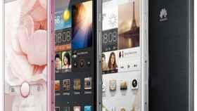 Huawei Ascend P6: Procesador Quad-Core, pantalla de 4.7 pulgadas y 6.18 milímetros de grosor