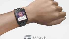 LG G Watch se muestra en una imagen oficial en todo su esplendor