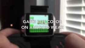 Emulador de Game Boy Color permite jugar a Pokemon y Mario en Android Wear (vídeo)