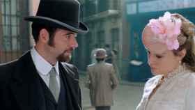 Carles Francino y Esmeralda Moya en 'Víctor Ros'