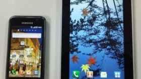 Samsung Galaxy Tab, la tablet que supera el Gigaherzio