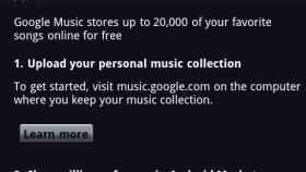 Google Music Store, la tienda de música de Google es ya casi oficial