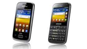 Samsung y Viewsonic presentan sus teléfonos android Dual-Sim