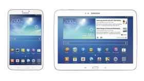 La gama de Samsung Galaxy Tab 3 se amplía con modelos de 8 pulgadas y 10.1 pulgadas.