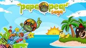 Papa Pear Saga de los creadores de Candy Crush para Android