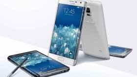 Samsung Galaxy Note Edge, el Note 4 con pantalla curva