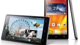 El LG Optimus 4X HD llegará por fin a Europa este mes