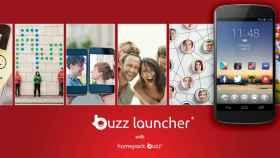 Gana 10000$ diseñando el mejor escritorio Android con Buzz Launcher