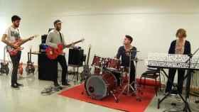 banda concierto impresion 3d