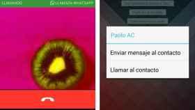 Ya puedes probar las llamadas de voz de WhatsApp