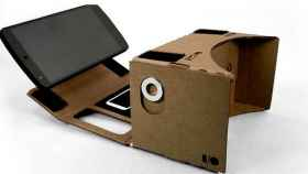 Compra y monta Cardboard, el visor virtual de Google por menos de 20€
