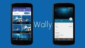 Wally, posiblemente la mejor adaptación de Material Design en una app hasta la fecha