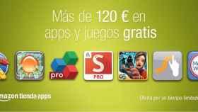 Amazon regala 27 apps de pago valoradas en más de 120€ sólo durante 2 días