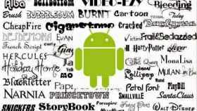 Cómo cambiar la fuente de tu Android [Root/Xposed]