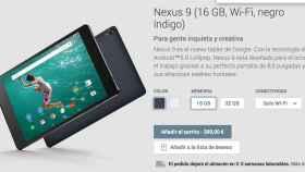 HTC Nexus 9 ya disponible en Google Play
