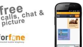 Llama, manda SMS y fotos gratis con Forfone, un duro rival de Viber y Tango
