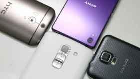 Comparativa de fotografías entre Sony Xperia Z2, Samsung Galaxy S5, HTC One M8 y LG G Pro 2